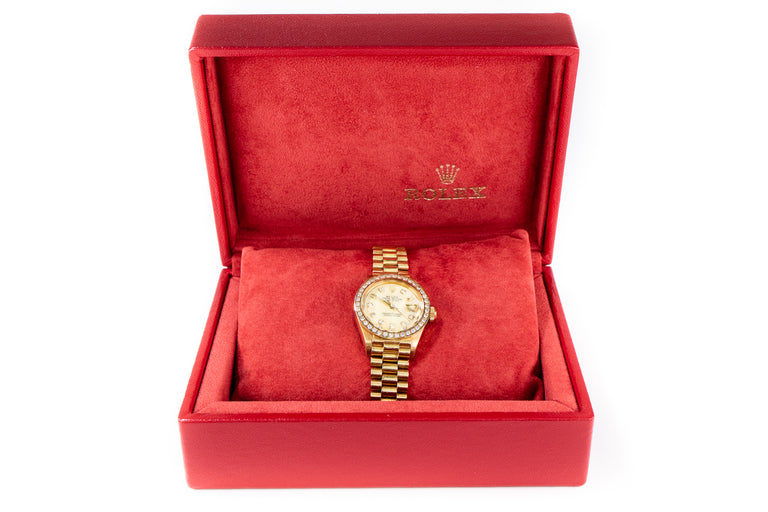Rolex Ladies Presidential Datejust