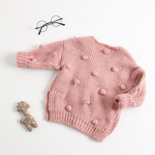 The bobble cardi