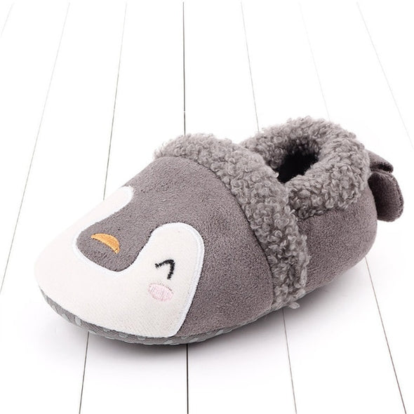 Soft animal shoes