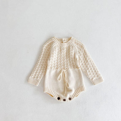 LIMITED Sienna knitted romper