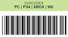 DIGITAL CODES AND CD KEYS - DIGICODES