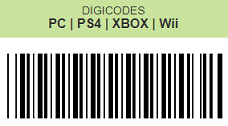 DIGICODES - CD Keys & Digital Codes
