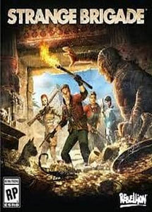 STRANGE BRIGADE DELUXE EDITION (INSTANT DELIVERY) - (PC) - (Official Website) - (Digital Download) - DIGICODES