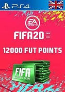 FIFA 20 - 500 FUT POINTS UK (PSN) (INSTANT DELIVERY) - (Official Website) - (Digital Download) - DIGICODES