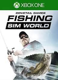 FISHING SIM WORLD - GIGANTICA ROAD LAKE DLC (XBOX ONE) (INSTANT DELIVERY) - (Official Website) - (Digital Download)