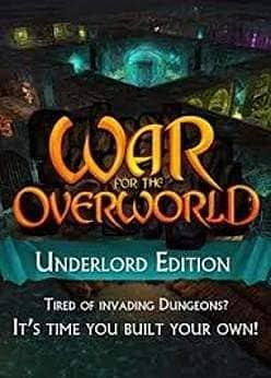 War For The Overworld (Underlord Edition) - (Region:Europe) - (PC) (Steam) (INSTANT DELIVERY) - (PC) - (Official Website) - (Digital Download)