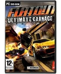 FLATOUT: ULTIMATE CARNAGE - (PC) (STEAM) (INSTANT DELIVERY) - (PC) - (Official Website) - (Digital Download)