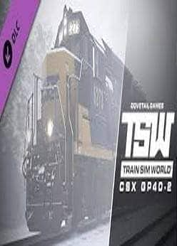 TRAIN SIM WORLD - CSX GP40-2 LOCO ADD-ON (DLC) (INSTANT DELIVERY) - (PC) - (Official Website) - (Digital Download) - DIGICODES