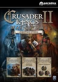 CRUSADER KINGS II: THE WAY OF LIFE - COLLECTION (INSTANT DELIVERY) - (PC) - (Official Website) - (Digital Download)