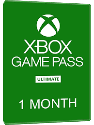 ULTIMATE GAME PASS 1 MONTH (XBOX ONE) (FOR NEW ACCOUNTS ONLY) (INSTANT DELIVERY) - (Official Website) - (Digital Download)