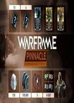 Warframe - Heavy Impact Pinnacle Pack DLC (INSTANT DELIVERY) - (PC) - (Official Website)