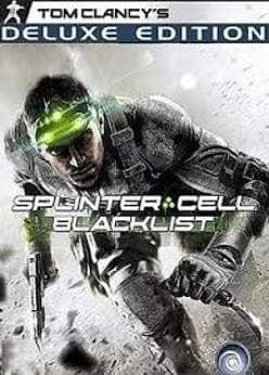 Tom Clancy's Splinter Cell: Blacklist (Deluxe Edition) (INSTANT DELIVERY) - (PC) - (Official Website) - (Digital Download) - DIGICODES