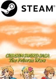 CRIMSON SWORD SAGA: THE PELORAN WARS - (PC) (STEAM) (INSTANT DELIVERY) - (PC) - (Official Website) - (Digital Download)