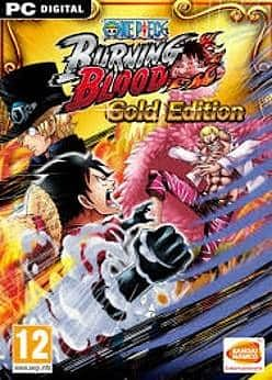 ONE PIECE BURNING BLOOD - GOLD EDITION - (REGION:EUROPE) - (PC) (STEAM) (INSTANT DELIVERY) - (PC) - (Official Website) - (Digital Download)