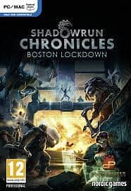 SHADOWRUN CHRONICLES: BOSTON LOCKDOWN (INSTANT DELIVERY) - (PC) - (Official Website) - (Digital Download) - DIGICODES