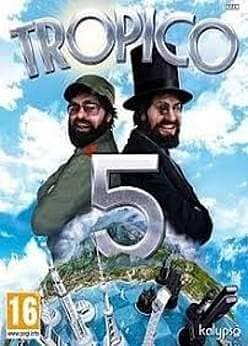 TROPICO 5 - JOINT VENTURE (DLC) (INSTANT DELIVERY)