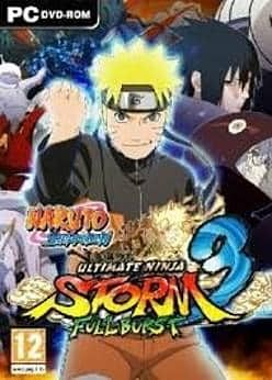 RUTO SHIPPU(DE)N: Ultimate Ninja STORM 3 Full Burst HD - (PC) (Steam) (INSTANT DELIVERY) - (PC) - (Official Website) - (Digital Download)
