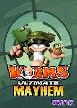 WORMS ULTIMATE MAYHEM - MULTIPLAYER PACK (DLC) (INSTANT DELIVERY)