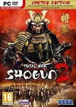 Total War: Shogun 2 (Limited Edition) (INSTANT DELIVERY) - (PC) - (Official Website) - (Digital Download) - DIGICODES