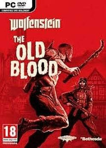WOLFENSTEIN: THE OLD BLOOD (EU) - (PC) (STEAM) (INSTANT DELIVERY) - (PC) - (Official Website) - (Digital Download)