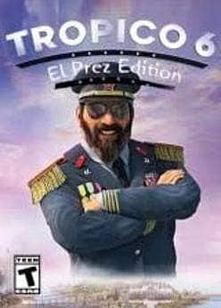 TROPICO 6 EL-PREZ EDITION (INSTANT DELIVERY) - (PC) - (Official Website) - (Digital Download) - DIGICODES