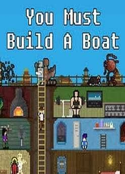 You Must Build A Boat (INSTANT DELIVERY) - (PC) - (Official Website) - (Digital Download)