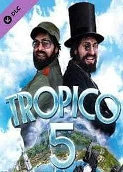 TROPICO 5: INQUISITION DLC (INSTANT DELIVERY) - (PC) - (Official Website) - (Digital Download) - DIGICODES