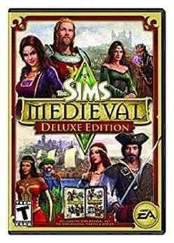 The Sims Medieval Deluxe (INSTANT DELIVERY) - (PC) - (Official Website) - (Digital Download)