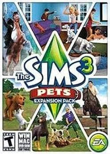 THE SIMS 3 - PETS EXPANSION PACK (EU) - (REGION:EUROPE) (INSTANT DELIVERY) - (PC) - (Official Website) - (Digital Download)