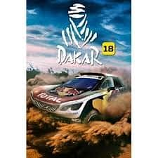 DAKAR 18 ASIA - (PC) (STEAM) (INSTANT DELIVERY) - (PC) - (Official Website) - (Digital Download)