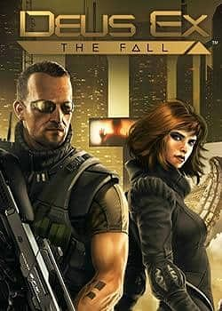 DEUS EX: THE FALL (INSTANT DELIVERY) - (PC) - (Official Website) - (Digital Download)