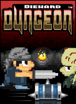 DIEHARD DUNGEON - (PC) (STEAM) (INSTANT DELIVERY) - (PC) - (Official Website) - (Digital Download)