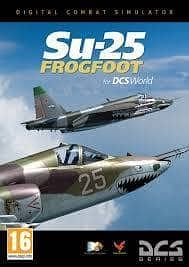 DCS: SU-25 DIGITAL DOWNLOAD (INSTANT DELIVERY) - (PC) - (Official Website) - (Digital Download)