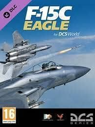 DCS: F-15C (INSTANT DELIVERY) - (PC) - (Official Website) - (Digital Download)