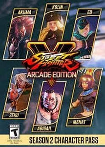 STREET FIGHTER V - SEASON PASS (DLC) (INSTANT DELIVERY) - (PC) - (Official Website) - (Digital Download) - DIGICODES