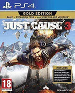 JUST CAUSE 3 XL PS4 (INSTANT DELIVERY) - (Official Website) - (Digital Download) - DIGICODES