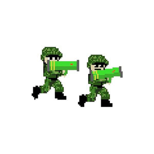 Make a Mega Dude Action Shooter Game in Unity with Pixel Art E-course - (PC) - (Official Website) - (Digital Download)