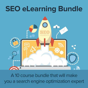 SEO eLearning Bundle E-course - (PC) - (Official Website) - (Digital Download)