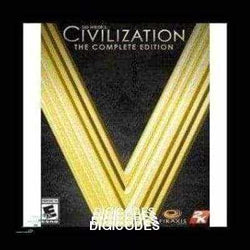 SID MEIER'S CIVILIZATION V: THE COMPLETE EDITION (INSTANT DELIVERY) - (PC) - (Official Website) - (Digital Download) - DIGICODES