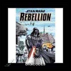STAR WARS: REBELLION (INSTANT DELIVERY) - (PC) - (Official Website) - (Digital Download) - DIGICODES