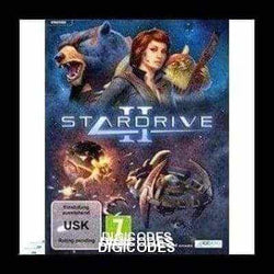 STARDRIVE 2 (INSTANT DELIVERY) - (PC) - (Official Website) - (Digital Download) - DIGICODES