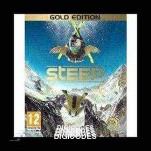 Steep (Gold Edition) (INSTANT DELIVERY) - (PC) - (Official Website) - (Digital Download) - DIGICODES