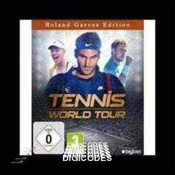 Tennis World Tour: Roland Garros Edition (INSTANT DELIVERY) - (PC) - (Official Website) - (Digital Download) - DIGICODES