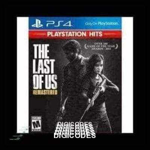 The Last of Us - PS4 (INSTANT DELIVERY) - (Official Website) - (Digital Download) - DIGICODES