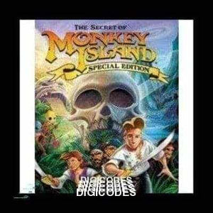 THE SECRET OF MONKEY ISLAND (SPECIAL EDITION) (INSTANT DELIVERY) - (PC) - (Official Website) - (Digital Download) - DIGICODES