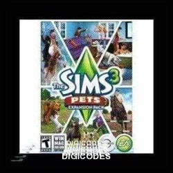 THE-SIMS-3-PETS (INSTANT DELIVERY) - (PC) - (Official Website) - (Digital Download) - DIGICODES