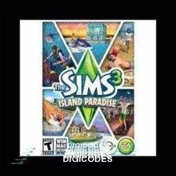 THE SIMS 3: ISLAND PARADISE (INSTANT DELIVERY) - (PC) - (Official Website) - (Digital Download) - DIGICODES