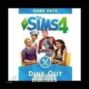 THE SIMS 4: DINE OUT (INSTANT DELIVERY) - (PC) - (Official Website) - (Digital Download) - DIGICODES