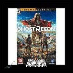 Tom Clancy's Ghost Recon: Wildlands- Digital Deluxe Pack (DLC) (INSTANT DELIVERY) - (PC) - (Official Website) - (Digital Download) - DIGICODES