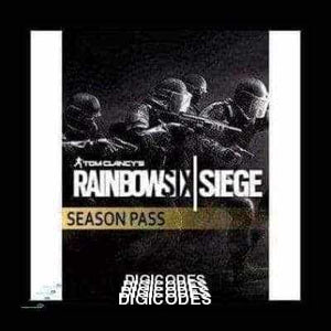 Tom Clancy's Rainbow Six: Siege - Season Pass Year 2 (DLC) (INSTANT DELIVERY) - (PC) - (Official Website) - (Digital Download) - DIGICODES